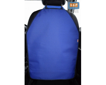 Защитная накидка (чехол) на спинку автомобильного сиденья.