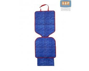 Защитный коврик (накидка) под детское автокресло.