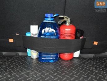 Багажные ремни (багажные карманы, липучки в багажник)